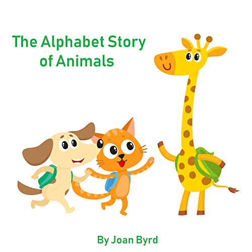 The Alphabet Story of Animals (English Edition)