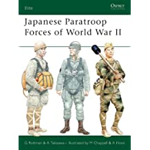 Japanese Paratroop Forces of World War II (Elite)