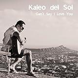 Can't Say I Love You / Esperanza Records
