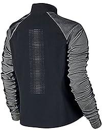 メンズNikeツイルRunning Jacketブラック822558 – 011 (L)