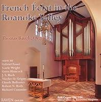 French Eclat in the Roanoke Valley