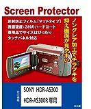 【2枚セット】SONY HDR-AS300専用/AS300R専用 液晶保護フィルム(反射防止フィルム・マット)