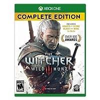 The Witcher 3 Wild Hunt Complete Edition XBOX one ウィッチャー3ワイルドハント完全版ビデオゲーム 北米英語版 [並行輸入品]