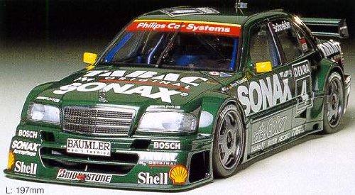 1/24 スポーツカーシリーズNO、143 タバック-オリジナルソナックス AMGメルセデスCクラスDTM 絶版