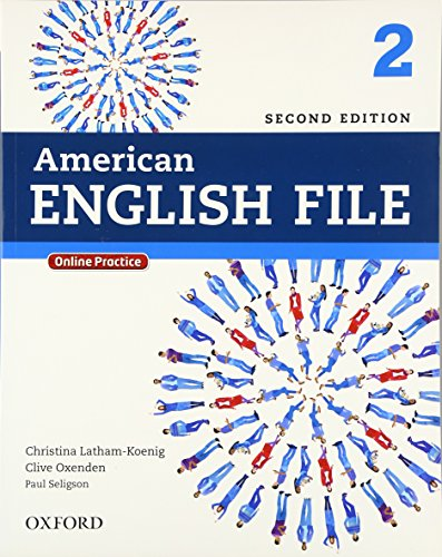 Download American English File 2/E Level 2 Studen Book iTutor Pack 0194776166