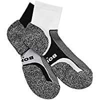 Bonds Men's Ultimate Comfort Quarter Crew Socks 2 Pack