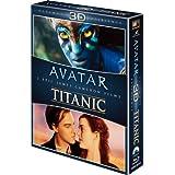 アバター+タイタニック 3Dブルーレイセット<6枚組> (初回生産限定) [Blu-ray]