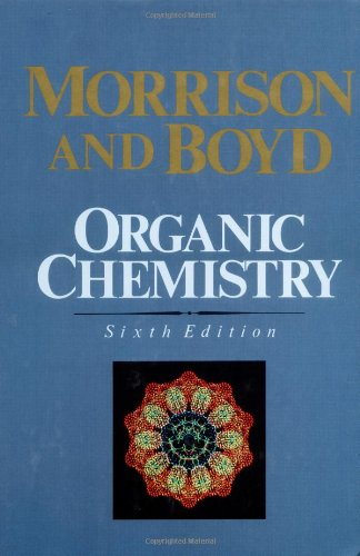 Download Organic Chemistry (6th Edition) 0136436692