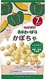 キユーピー おやさいぼーる かぼちゃ 3g×3袋 【7ヵ月頃から】