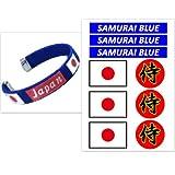 みんなで! ワールドカップ 日本代表 ブレスレット サムライブルー (5か国セット、日本+フェ...