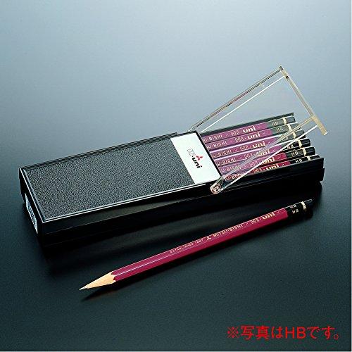 三菱鉛筆 鉛筆 ハイユニ HB HUHB 1ダース