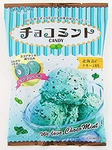 扇雀飴 チョコミントCANDY 80g×6袋