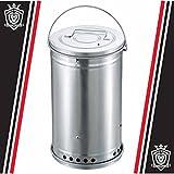 キャプテンスタッグ バーベキュー BBQ用 燻製器 フェルトスモーカーセット円筒型 スモーク対応M-6546