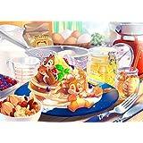 108ピース ジグソーパズル ディズニー チップ&デール あま~い誘惑 (18.2x25.7cm)