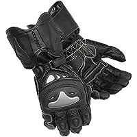 Cortech hydrogtメンズレザーオンロードオートバイ手袋 – ブラック