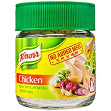 Knorr Chicken No Added MSG Seasoning powder, 120g