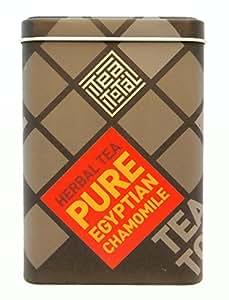 Tea total (ティートータル) / カモミールティー 45g入り缶 ニュージーランド産 (ハーブティー / フレーバーティー  / ノンカフェイン) 【並行輸入品】