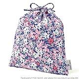LAURA ASHLEY (ローラ アシュレイ) 巾着 大 体操服袋 Floret N3384600