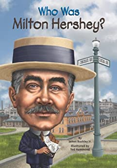 [Buckley, James]のWho Was Milton Hershey? (Who Was...?)