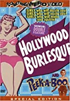 Hollywood Burlesque & Peek a Boo [DVD] [Import]