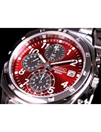 セイコー SEIKO クロノグラフ 腕時計 SND495 [並行輸入品]