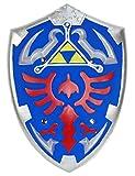 シールド 盾 高さ52cm 武器 グッズ マスターソード ハイリアの盾 リンク コスプレ コスプレ道具 (剣別売り)