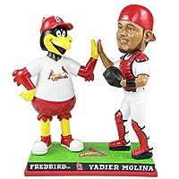 FOCO Yadier Molina セントルイス・カージナルス ハイファイブマスコットボブルヘッド MLB