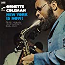 New York Is Now by ORNETTE COLEMAN (2014-01-28)