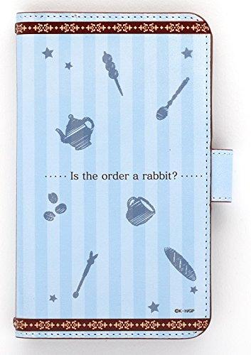 ご注文はうさぎですか? チノ 手帳型スマートフォンケース