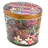 ミッキー ミニー 缶入りチョコレートクランチ お菓子 【ディズニーシー限定】