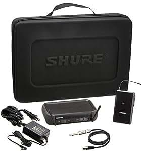 【国内正規品】 SHURE ギター ベース用ワイヤレスシステムセット PGX14-JB