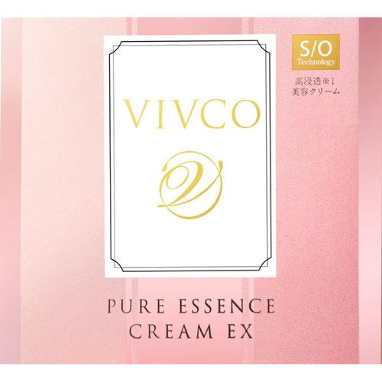 電気エール香水VIVCO(ヴィヴコ) ピュアエッセンス クリームEX 60g