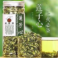 Lotus seed core, Lotus plumule, health tea and natural lotus lotus seed core, herbal flower china chinese100g skin care