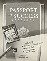 Bon voyage! Level 3, Passport to Success (GLENCOE FRENCH)
