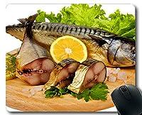 ゲーミングマウスパッド、熱帯魚のテーマ個性あふれるマウスパッド