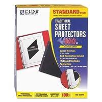 CLI03213 - C-line Traditional Polypropylene Sheet Protector [並行輸入品]