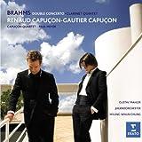 Double Concerto / Clarinet Quintet Op 115