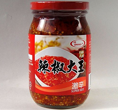 台湾産 激辛 ラー油!四川麻婆豆腐やエビチリなどにも最適!