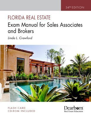 Download Florida Real Estate Exam Manual for Sales Associates and Brokers, 34th Edition 1427724946