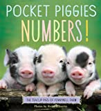 Pocket Piggies Numbers!: Featuring the Teacup Pigs of Pennywell Farm (English Edition)