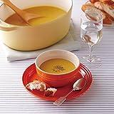 ルクルーゼ ライスボール 茶碗 耐熱 12cm オレンジ 910212-00-09 画像