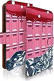 KEIO ケイオー OPPO R17 Neo カバー 手帳型ケース チョコレート r17neo 手帳 チョコ OPPO R17 Neo ケース 手帳型 板チョコ ストロベリー オッポ アール17 ネオ ittn板チョコストロベリーt0726