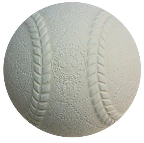 内外ゴム(NAIGAI) 軟式野球ボール 公認球 A号 2個パック
