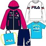 (フィラ)FILA 2016年中綿ジャケットなどお得な女の子5点入り福袋【j5630】 130cm