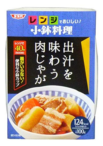 SSK レンジでおいしい!小鉢料理 出汁を味わう肉じゃが 100g