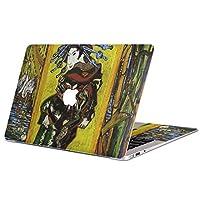 MacBook Air 13inch 専用スキンシール マックブック 13インチ Mac Book Air 2010年~2017年モデル対応 カバー ケース フィルム ステッカー アクセサリー 保護 クール 写真・風景 和風 和柄 人物 003225