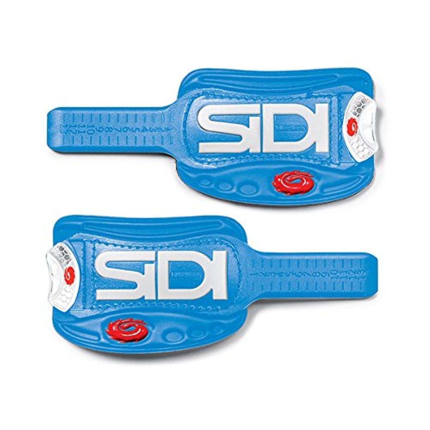 ごちそう大惨事眉SIDI(シディ) SOFT INSTEP 3 L.BLU/WHT スモールパーツ