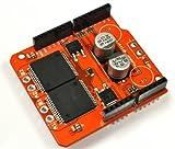 VNH2SP30 搭載 Arduino 用 デュアル・モーター・ドライバー・シールド (Monster Moto Shiled 互換品)