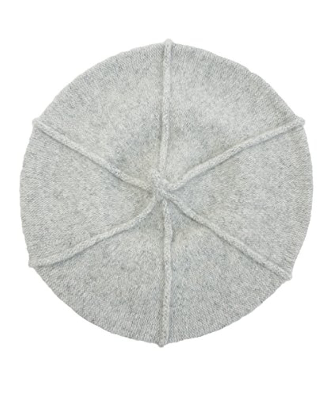ドリームウォーク ウールベレー帽 (フリーサイズ) ライン入り 8色 ソフトウール ベレー帽 DREAM WALK