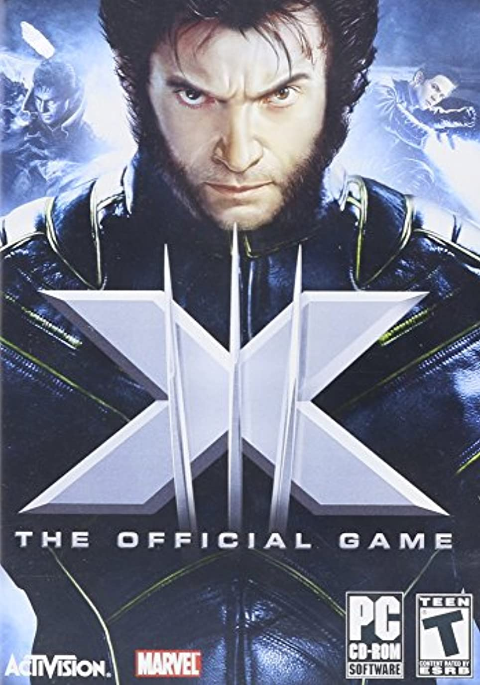 レンジ病気の宿題X-Men III - The Official Game Video Game for PC (輸入版)